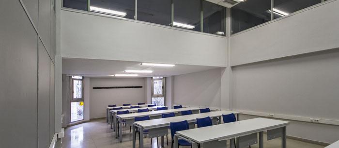 Nuevas instalaciones en Zabalburu