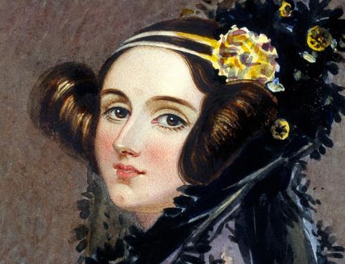 La primera programadora pertenece al siglo XIX : Ada Lovelace